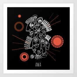 sun builders Art Print