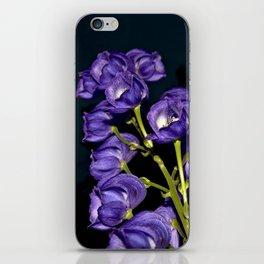 Dark Purple Elegance iPhone Skin