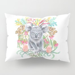 Home Among the Gum leaves Pillow Sham