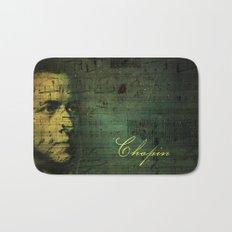 Frederic Chopin Bath Mat
