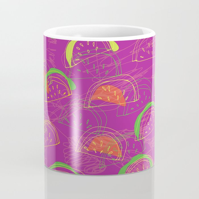 watermelons Coffee Mug