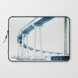 Coronado Bridge Laptop Sleeve