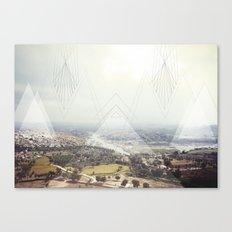 Hampi Canvas Print