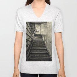 Alcatraz Unisex V-Neck