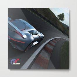 Gran Turismo Metal Print