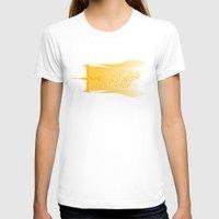 bebop T-shirts featuring Space Horse (Spikes Horse)Bebop)Cowboy)Swordfish) by Geekleetist