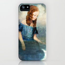 Drowned Moon iPhone Case