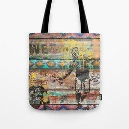Art isn't a Crime (Molotov Cocktail) Tote Bag