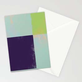 Abstract Geometry No. 12 Stationery Cards