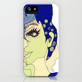 all this time away, you're still on my mind iPhone Case