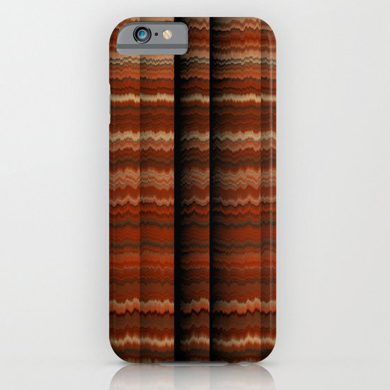 Pillars of Time iPhone & iPod Case