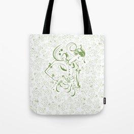 Art of Wayang Tote Bag