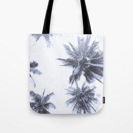 California Dreamin' in Blue Tote Bag