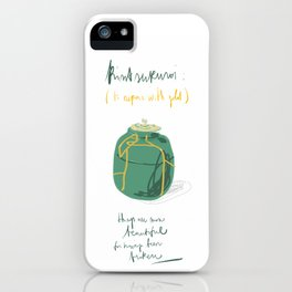 KINTSUKUROI iPhone Case