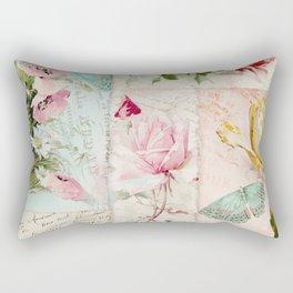 Belles Fleurs II Rectangular Pillow
