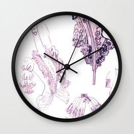 18th Century bodice nation Wall Clock
