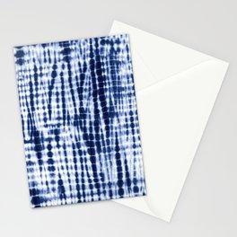 Shibori Tie Dye Pattern Stationery Cards
