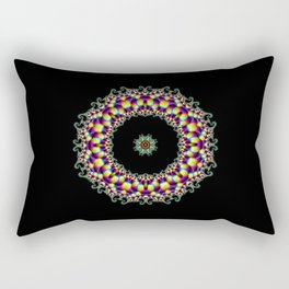 Amazing Mandala Rectangular Pillow