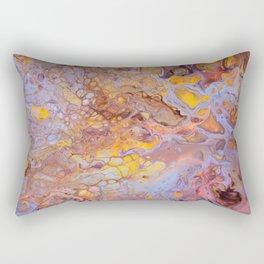 Metal Texture Surface 56 Rectangular Pillow