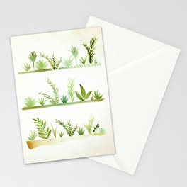 Desert Succulents Stationery Cards