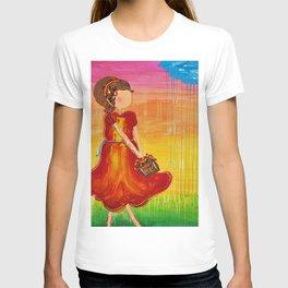 'Jodie' by Jolene Ejmont T-shirt