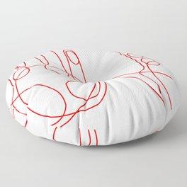 hands up Floor Pillow