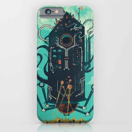 Not with a whimper but with a bang iPhone & iPod Case