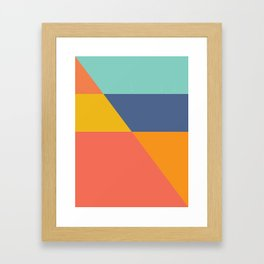 Redwood Coast Kids — Matthew Korbel-Bowers Framed Art Print