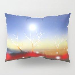 Avatar Crystal Trees - prime dimension Pillow Sham