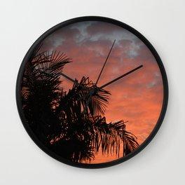 Silhouette Wall Clock