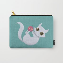 Mischievous kitty Carry-All Pouch