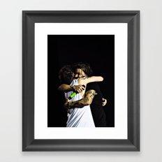 Larry Hug Framed Art Print
