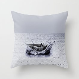 Rock The Boat Throw Pillow