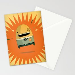 MR W Stationery Cards