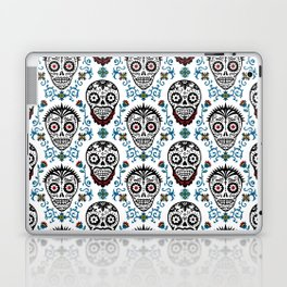 Sugar Skull Voodoo  Laptop & iPad Skin