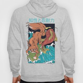 Fox & Fish Hoody