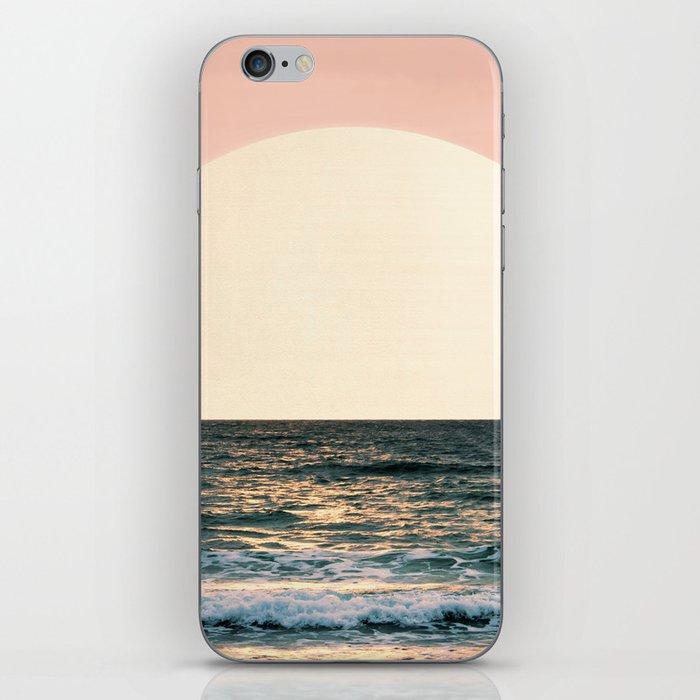 Summer Sunset iPhone Skin