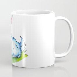 Bunny Fluff Coffee Mug