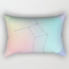 VIRGO (ZODIAC SYMBOLS) Rectangular Pillow