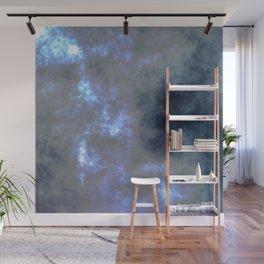 Moon Light-Foggy Night Wall Mural