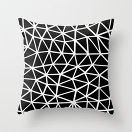 Seg Zoom 1 Throw Pillow