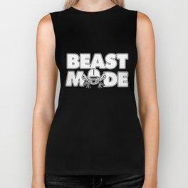 Marshawn Lynch Beast Mode Hoodie Vegas Biker Tank