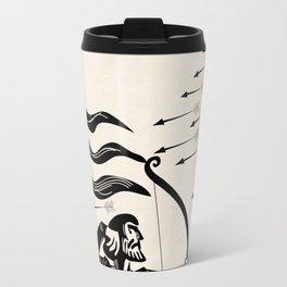 bayeux tapestry Travel Mug
