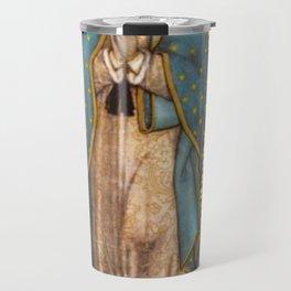 Virgin Guadalupe Travel Mug