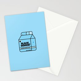 Black Woman Are Magic Stationery Cards