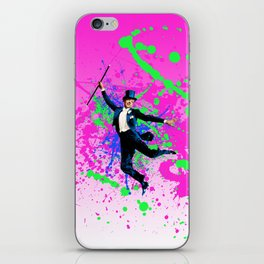 Astaire Fred, still dancing. iPhone Skin