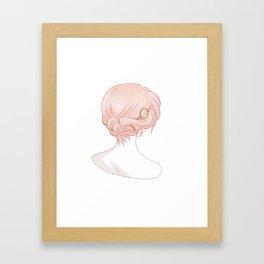 Mamzelle Tutu's Framed Art Print