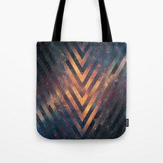 Galactics V Tote Bag