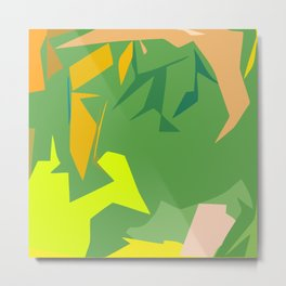 Always Greener Metal Print