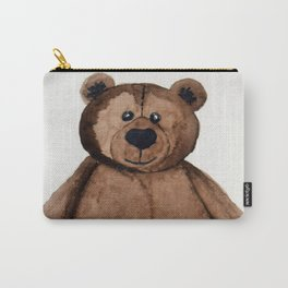 Chubster the Teddy Carry-All Pouch